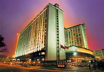China Hotel A Marriott Hotel Guangzhou