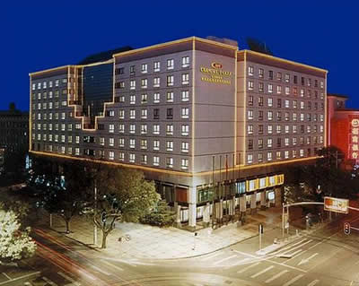 Crowne Plaza Hotel Beijing Capital Airport