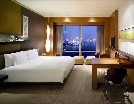 Hyatt on the Bund Shanghai
