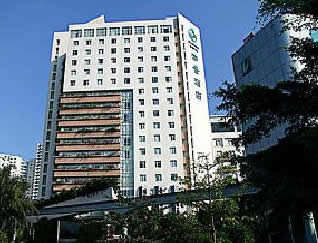 Seaview OCity Hotel Shenzhen map