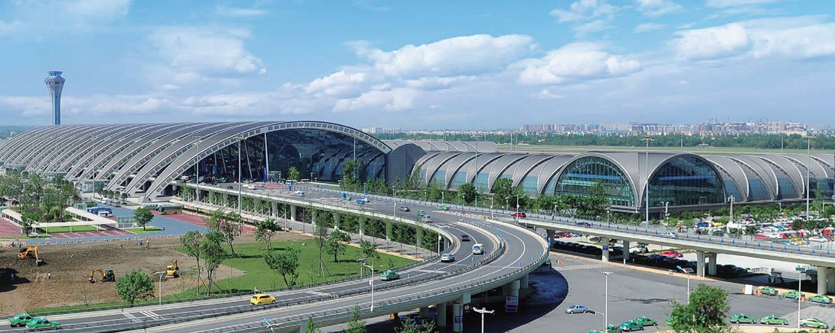 Chengdu Shuangliu Airport, cheap flights Chengdu to Yantai