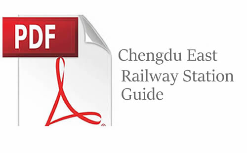 Chengdu East Railway Station Guide PDF