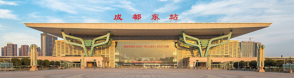 Chengdu East Railway Station, Chengdu East high speed train station