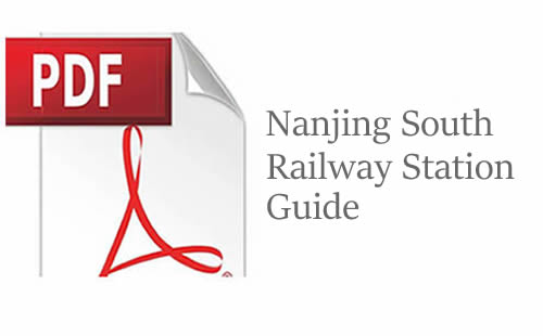 Nanjing South Railway Station Guide PDF
